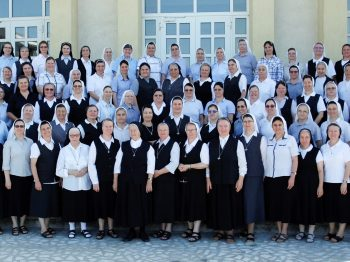 Provincial Congregation in Romania: Called to bring hope
