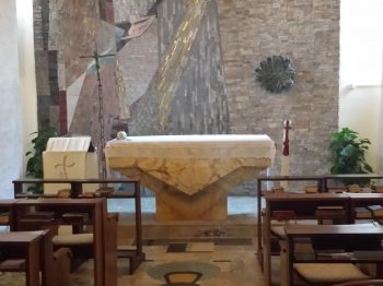 The Chapel at the Ad Gentes Center