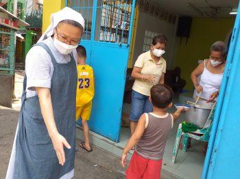 Cuarentena comunitaria en Metro Manila