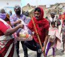 Provinz Patna: Unsere Hilfe für Betroffene der Covid-19-Ausgangssperre