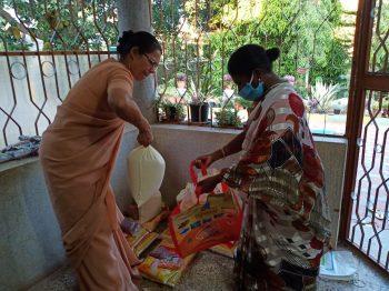 Covid -19 Actividades contra la pandemia – Región de Bangalore