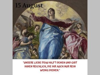 15. August