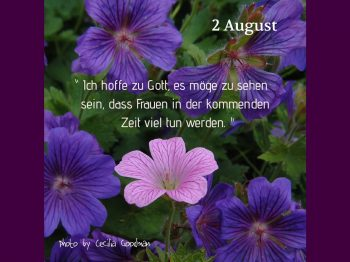 2. August