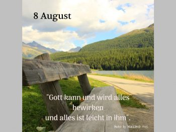 8. August