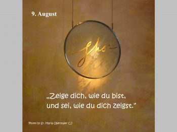 9. August