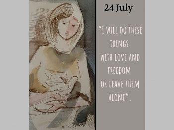 24 July