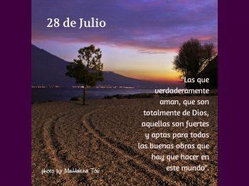 28 de Julio