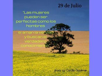 29 de Julio
