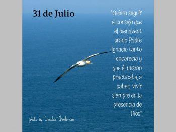 31 de Julio