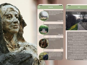 On pilgrimage with Mary Ward: New App is launched