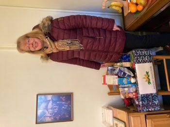 La Comunidad de York ayuda a las familias pobres