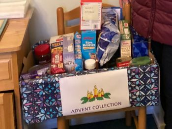 The York Community helps poor families